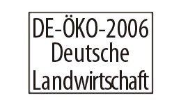 DE-ÖKO-2006 Deutsche Landwirtschaft