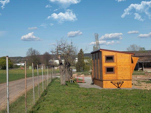 Bienenstockluft-Wagen – naduat®